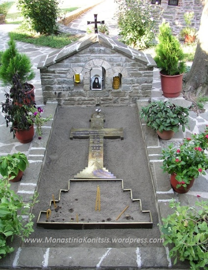 Τάφος Σεβαστιανού